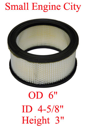 100-065-KO 004 Air Filter Replaces Kohler 45 083 02