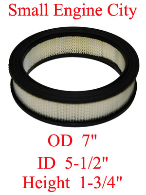 100-107 004 Filter Replaces Kohler 47 083 01