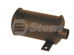 105-270-SN 114 Muffler Replaces Snapper 18213