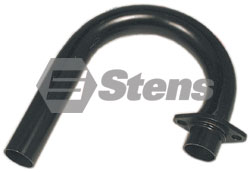 110-213-SN 114 Muffler Pipe Fits Models:  SNAPPER For 11 HP engines