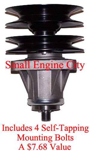 12448-MT 050 Spindle Assembly Replaces MTD 618-0594 and 618-0596