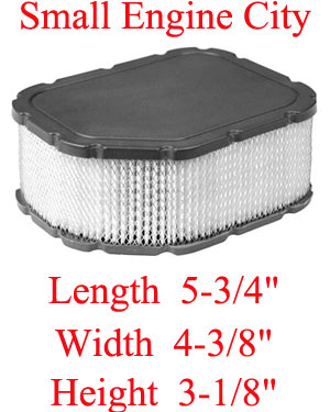 12674-KO 004 Air Filter Replaces Kohler 32 083 06