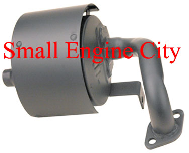 13625-SN 114 Muffler Replaces Snapper 74453 and 7074453