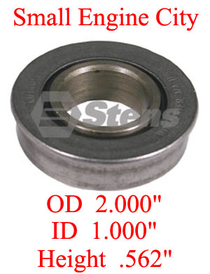 230-237-BO  Bobcat Wheel Bearing  Replaces 148042