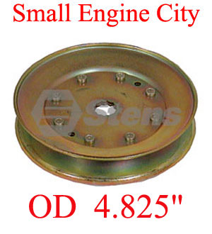 275-280-AY 045 AYP / Sears Deck Pulley Fits 38 inch cut Deck.