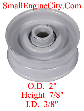 280-016-MT 129 Idler Pulley Replaces MTD 756-0199