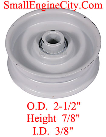 280-032-MT 129 Idler Pulley Replaces MTD 756-0137