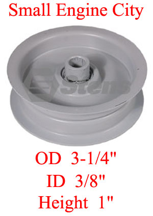 280-065-MT 129 Idler Pulley Replaces MTD 756-0217  /  956-0217