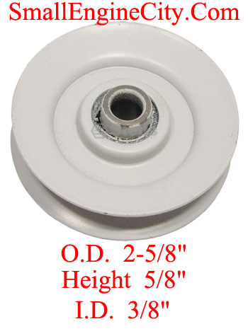 280-255-MT 129 Idler Pulley  Replaces 756-1035A