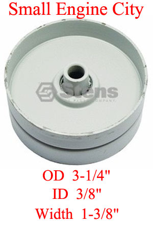 280-453-MT 129 Idler Replaces MTD 756-0218