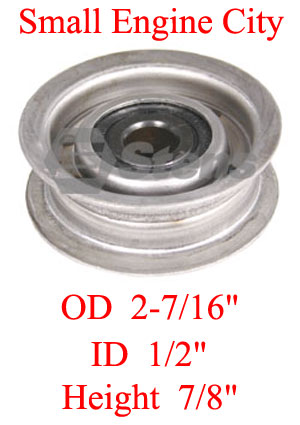 280-594-JD 396 Idler Replaces M124285