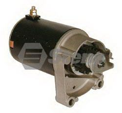 PET-1415 Electric Starter Fits most Briggs and Stratton Twin Cyl 14, 16 and 18hp Engines