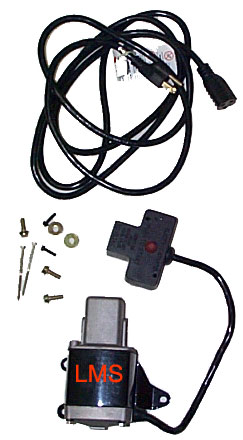 PET-2247 120 Electric Start Kit Fits HS35 - HS50 Tecumseh