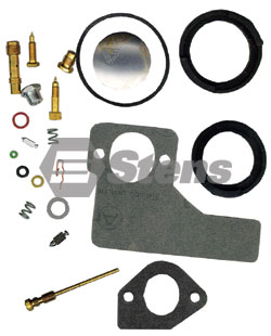 520-164-BR  Carburetor Kit Fits most 7-8hp Vertical Engines