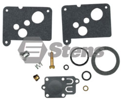 520-437-BR Carburetor Kits  Fits some 5 hp Vertical Engines
