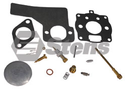 520-630-BR Carburetor Kit  Fits most 10, 11, 16 hp Horizontal Single Cylinder Engines