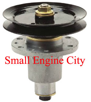 82-346-EX 048 Spindle Assembly Fits Exmark for Lazer Z HP 52 inch deck.  S/N 260,000 - 351,999