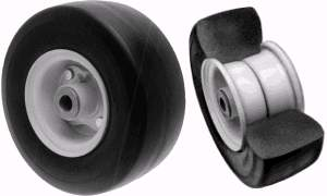 8579-JD 223 Soild Foam Tire Replaces John Deere AM115510