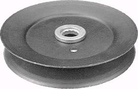 9587-MT 129 Deck Pulley Replaces MTD 756-0980