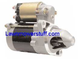 PET-2660 324  Electric Starter Replaces 21163-2077