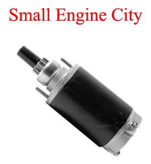 PET-2170 - 159 Aftermarket Kohler Starter  Fits models KT17-19, MV16, MV 18 and M18