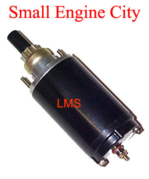 PET-2265 324 9 Tooth Electric Starter M16 - M18 - M20 - MV16  -  MV18 -  MV20
