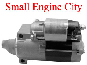 PET-2665 324 Electric Starter  Fits models CH12.5, 13, 14, 15, 16, 18, 20, 22, 25,   CV12.5, 15, 16, 18, 20, 22, 25
